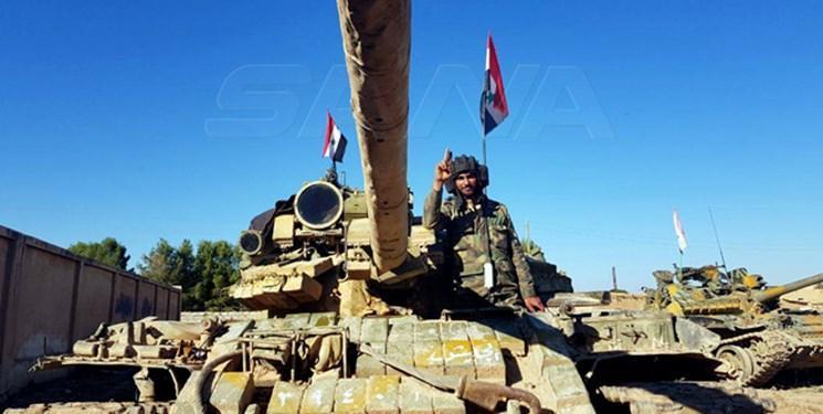 عکس، ارسال مجدد تجهیزات ارتش سوریه به مناطق مرزی با ترکیه