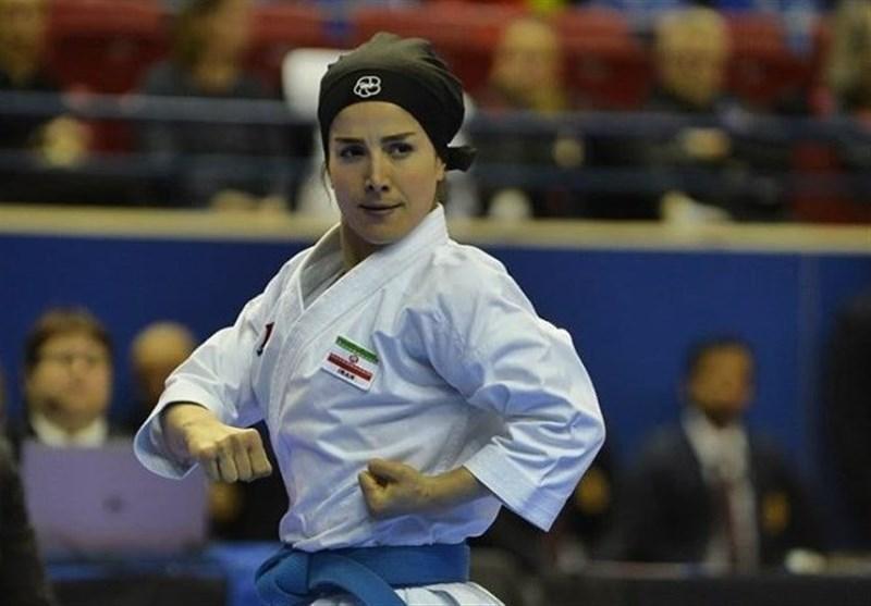 لیگ برتر کاراته وان اسپانیا، باقری از دور مسابقات کنار رفت