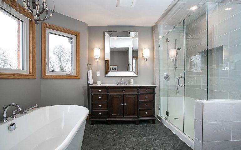 بهترین ایده های طراحی دکوراسیون حمام