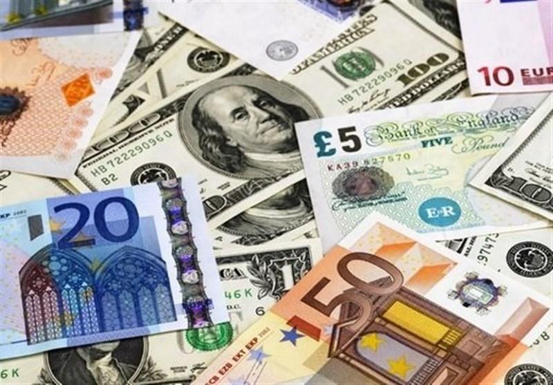 قیمت روز ارز های دولتی 98، 04، 22