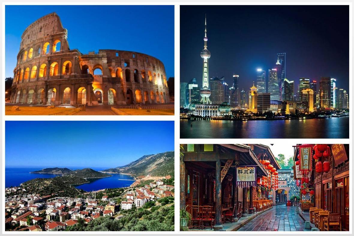 52 مکان دیدنی برای سفر در سال 2015 (قسمت اول)