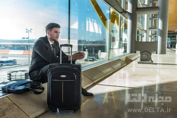حقوق مسافران در صورت تاخیر در پرواز