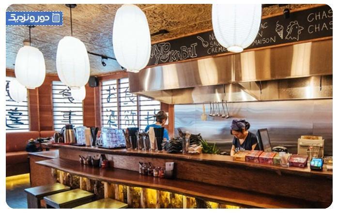 رستوران ها با نمای پانوراما و بسیار جذاب در مونترال کانادا
