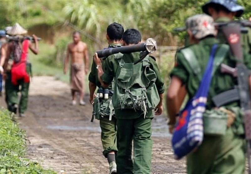 ارتش سرکوبگر میانمار به مانور نظامی آمریکا دعوت شد