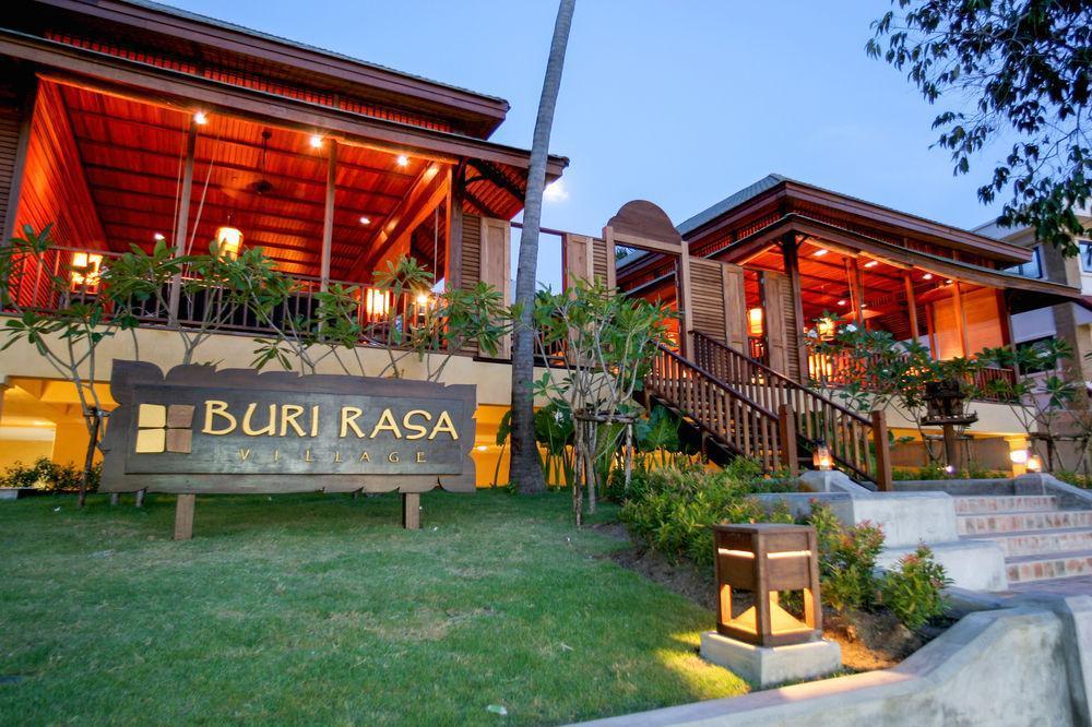 هتل 4 ستاره بوری راسا ویلیج سامویی