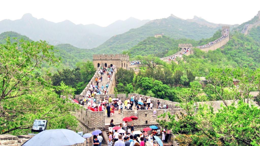 حقایقی در مورد دیوار چین