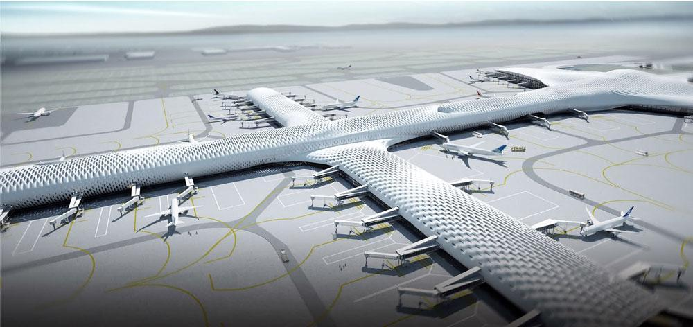 ساخت 136 فرودگاه تا سال 2025 در کشور چین