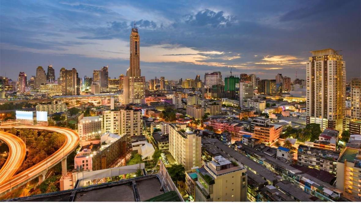 انتخاب بانکوک برای سفر