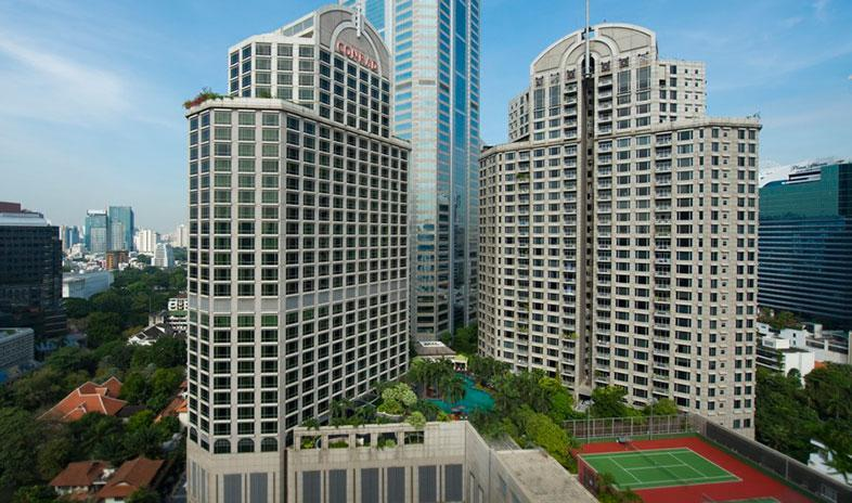 آشنایی با هتل کنراد بانکوک