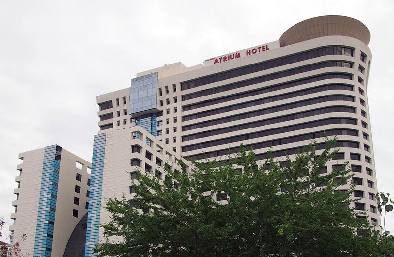 هتل 5 ستاره آوانی آتریوم در بانکوک