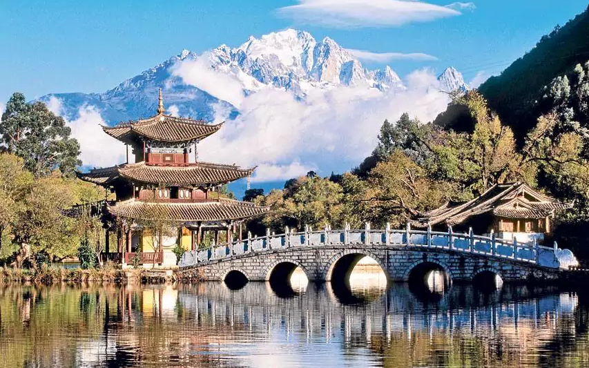 بهترین زمان برای سفر به کشور چین