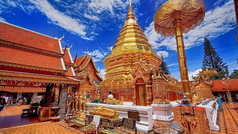 ویژگی های شهر چیانگ مای تایلند