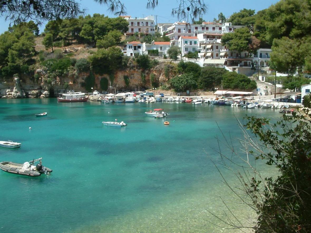 با جزایر اسپورادس یونان آشنا شوید