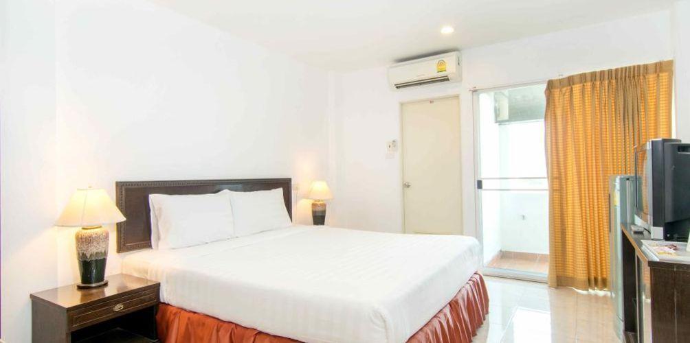 هتل 3 ستاره فونیکس در بانکوک
