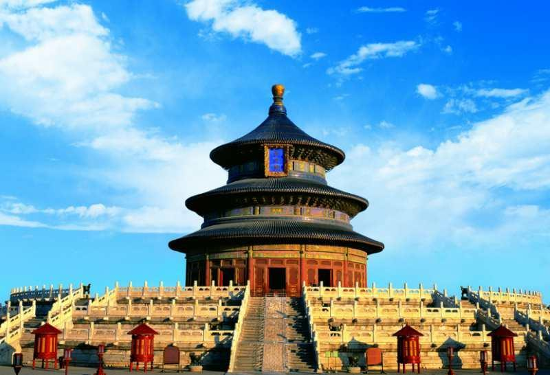 آثار تاریخی و هنری شهر پکن برای بازدید