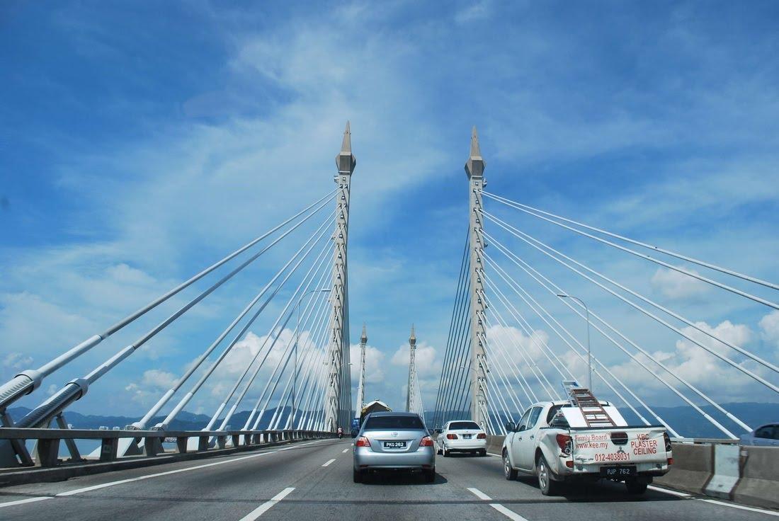 آشنایی با پل پنانگ مالزی