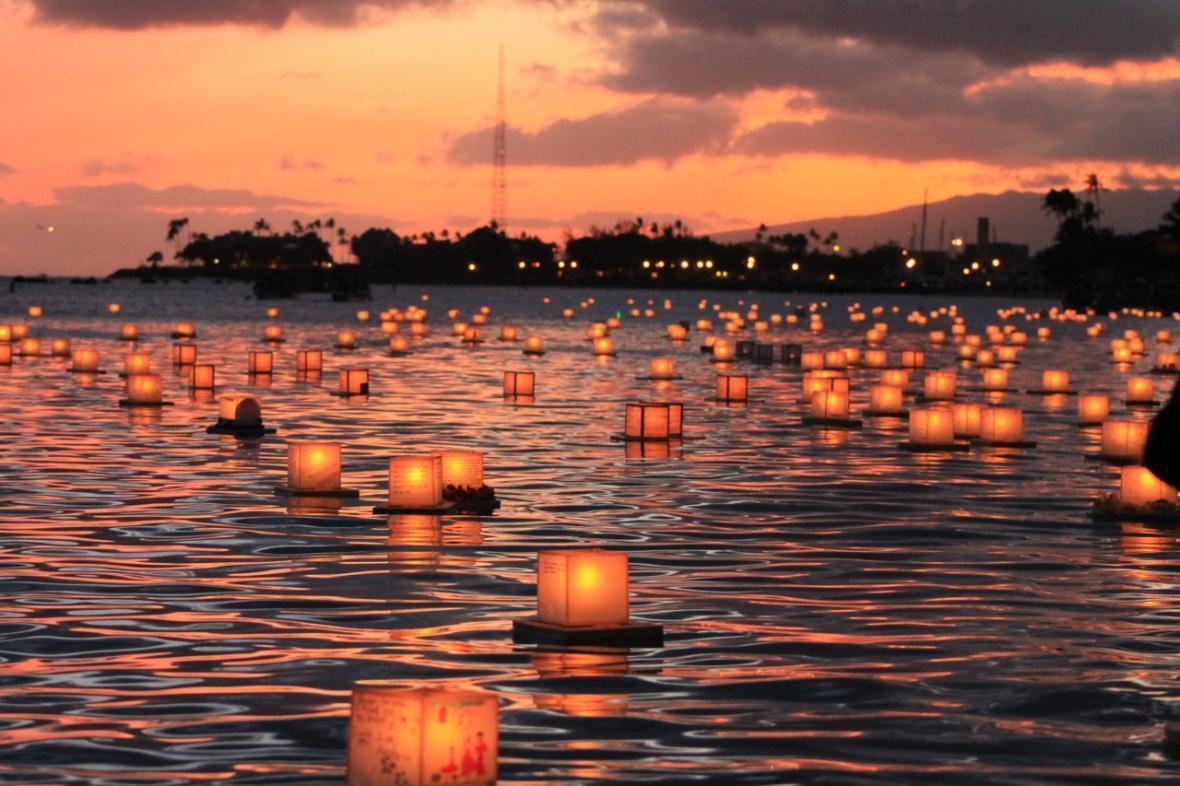 فستیوال لوی کراتونگ تایلند
