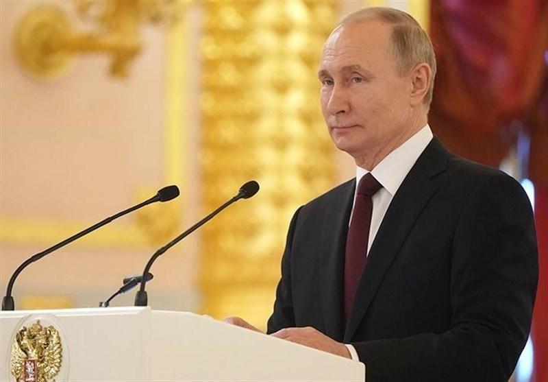 پوتین: روسیه به همکاری با ایران ادامه می دهد