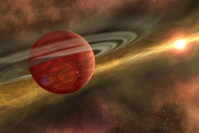 یک سیاره فراخورشیدی نزدیک به زمین کشف شد