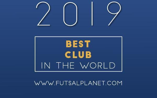 نامزد بهترین باشگاه های فوتسال دنیا اعلام شدند