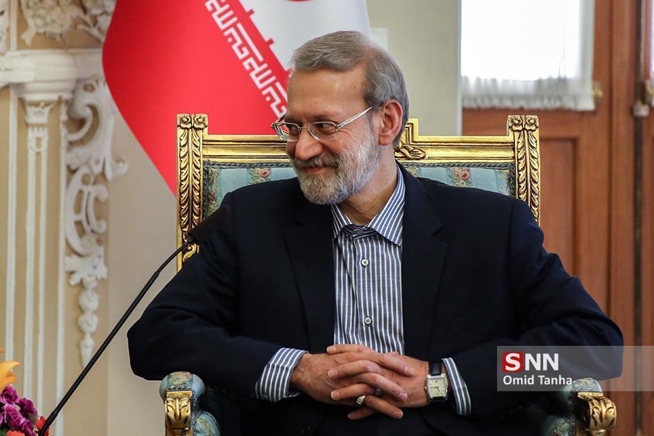 لاریجانی: نوروز، جلوه گاه امید و روشنی است، جهش فراوری جهت اعتلای کشور است