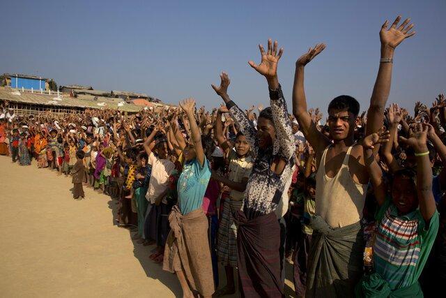 دیوان کیفری بین المللی 23 ژانویه درباره روهینجاها حکم می دهد