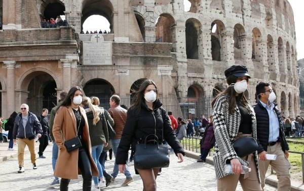 کرونا کشورهای اروپایی را درنوردید، 7500 نفر تا به امروز در ایتالیا جان خود را از دست دادند