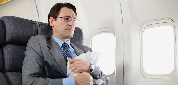 معرفی تعدادی از روش های مقابله با ترس از پرواز