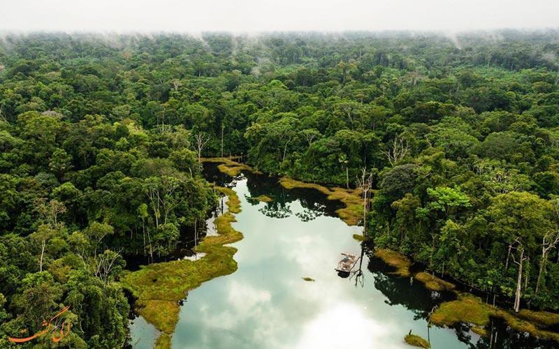 جاذبه ها و نکته های سفر آمازون در پرو