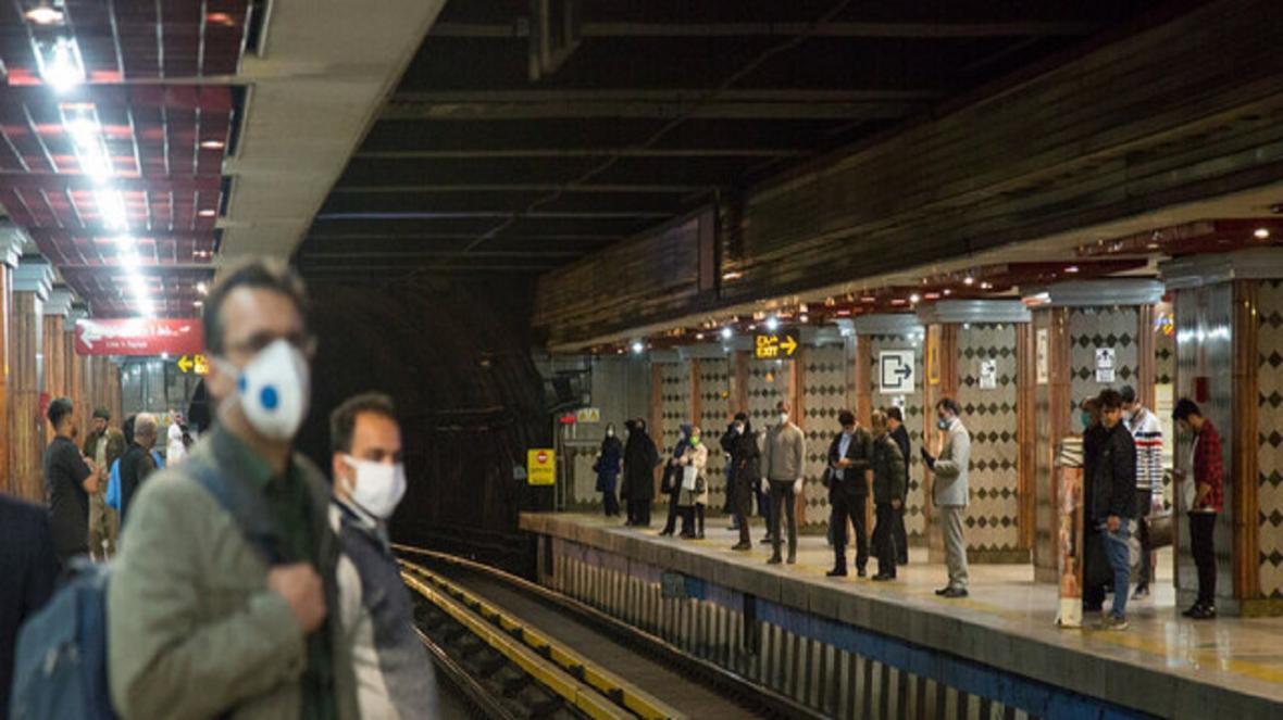 استفاده از ماسک در وسائط حمل و نقل عمومی تبریز اجباری است