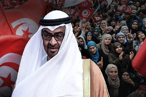 فتنه انگیزی شبکه اماراتی خشم تونسی ها را برانگیخت