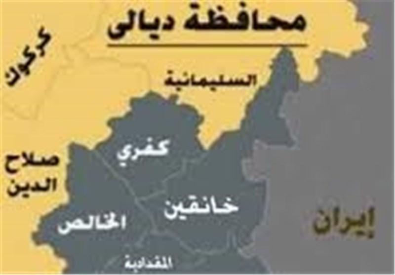 آغاز بزرگترین عملیات پاکسازی علیه داعش در دیالی، هلی برن در غرب استان الانبار