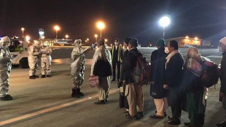 هند 233 شهروند خود را از ایران خارج کرد