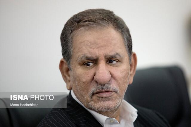 جهانگیری: ملت ایران از تحریم و کرونا سربلند بیرون آمد، گرانی هنوز برای مردم آزار دهنده است