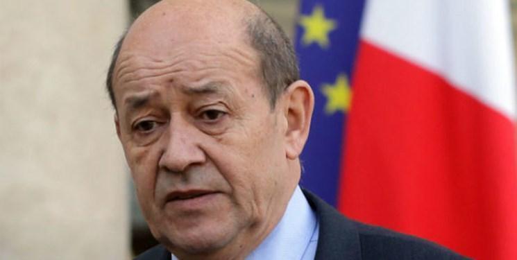 وزیر خارجه فرانسه در خصوص شرایط لبنان ابراز نگرانی کرد