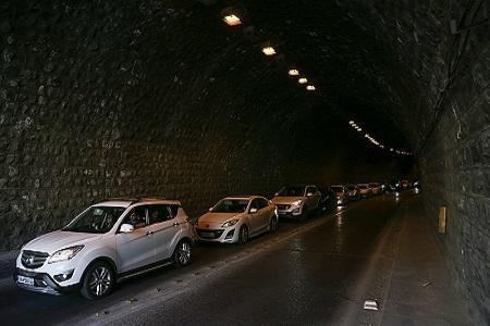 افزایش 3.2 درصدی تردد وسایل نقلیه در جاده های کشور، بارش باران در محورهای 2 استان