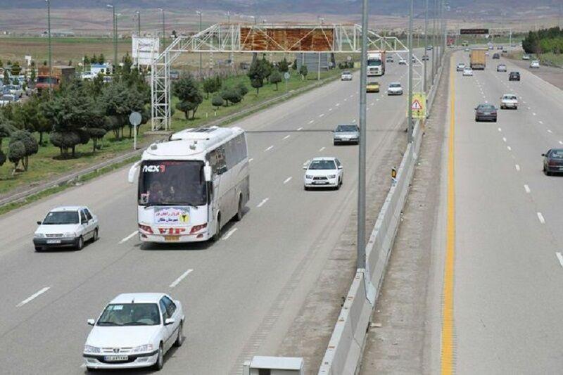 خبرنگاران بیش از سه میلیون و 800 هزار تخلف عدم رعایت فاصله طولی رانندگی در اردبیل ثبت شد