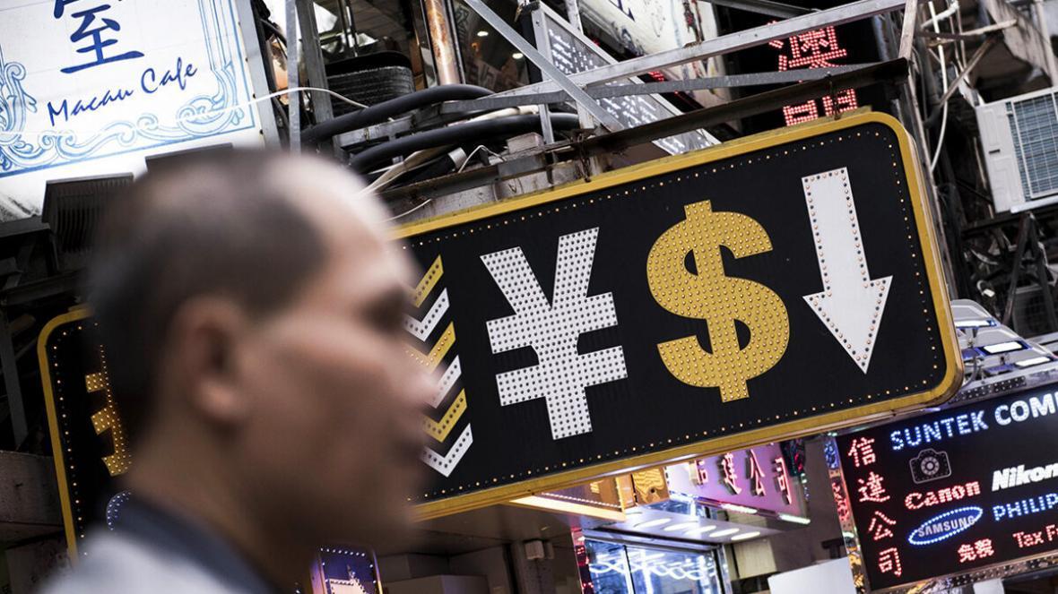 خبرنگاران سهم دلار آمریکا در مبادلات روسیه و چین باز هم کمتر شد