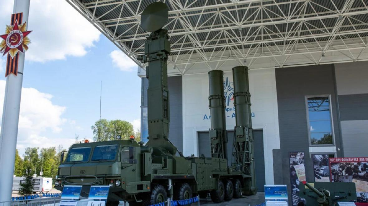 روسیه سامانه دفاع موشکی پیشرفته رو کرد