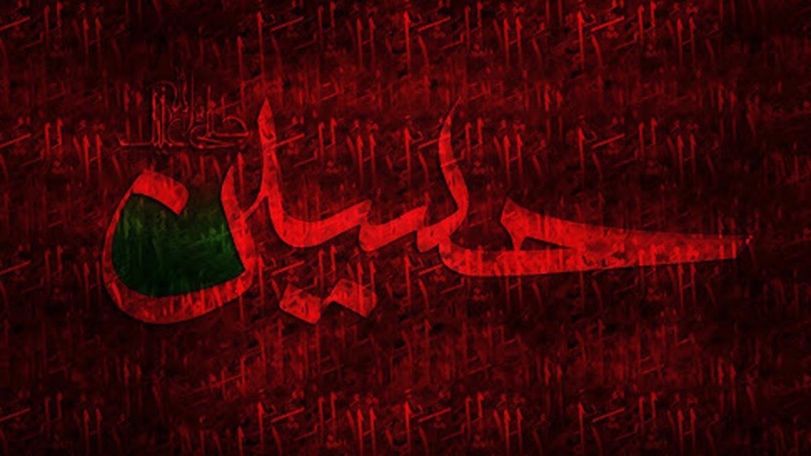 طنین ندای لبیک یا حسین در شب عاشورای حسینی