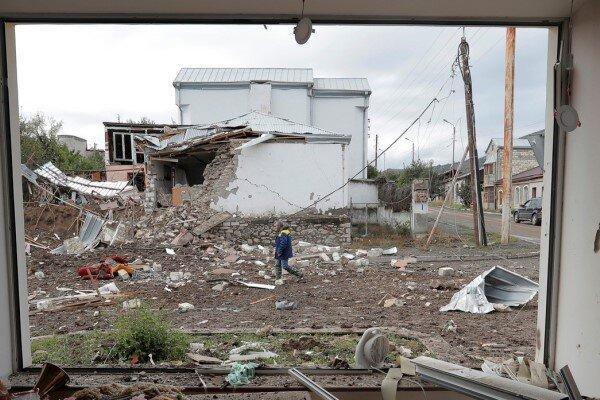 ارمنستان جمهوری آذربایجان را به نقض آتش بس در قره باغ متهم کرد