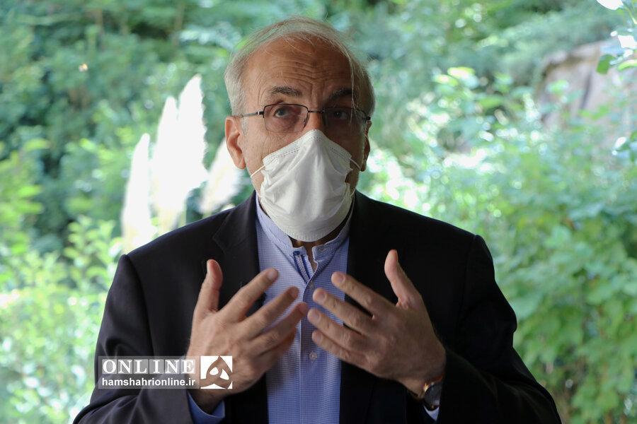 ممکن است بیش از 25 میلیون ایرانی تا به امروز کرونا گرفته باشند ، تست بعضی مبتلایان به کرونا منفی می گردد