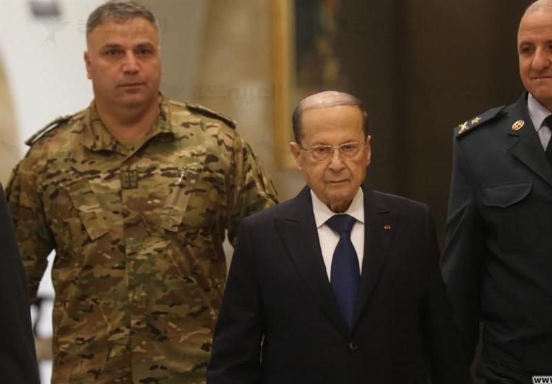 میشل عون: علت بروز آتش سوزی در اسلکه بیروت باید هر چه زودتر تعیین گردد