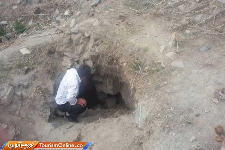 دستگیری باند حفاری غیرمجاز در شهرستان کلیبر