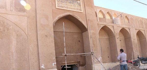 بازسازی و ترمیم بافت تاریخی یزد در اوج ناامیدی گردشگری