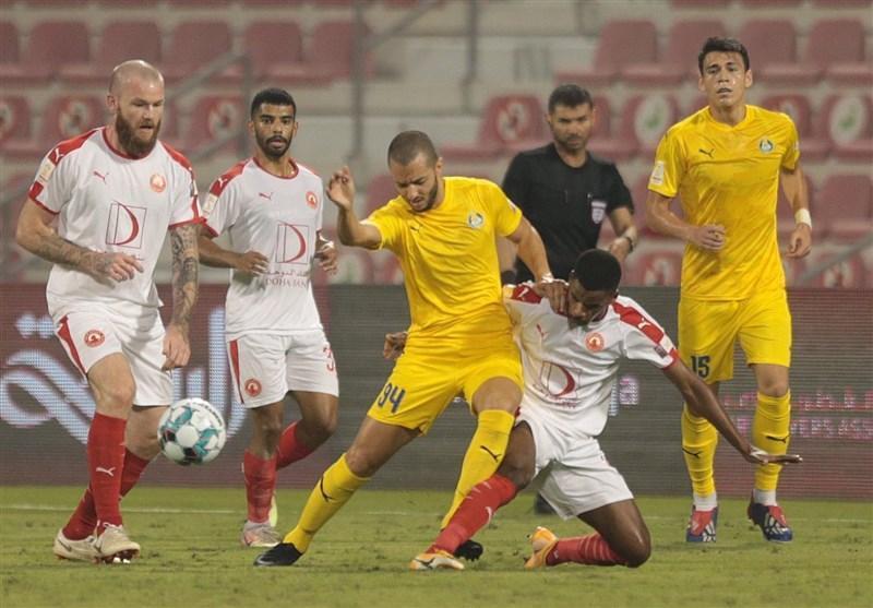 جام حذفی قطر، پیروزی ام صلال و تساوی العربی در غیاب بازیکنان ایرانی