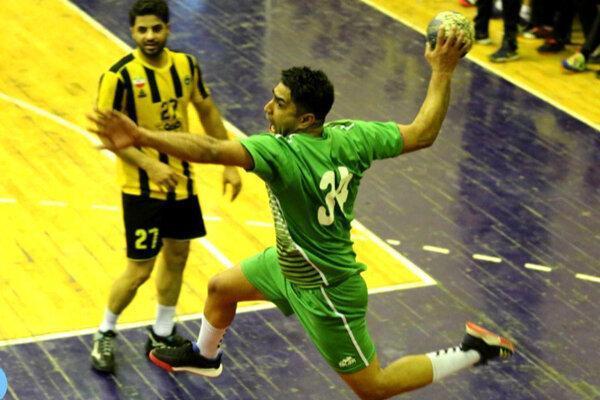 لیگ برتر هندبال مردان در تهران برگزار می گردد