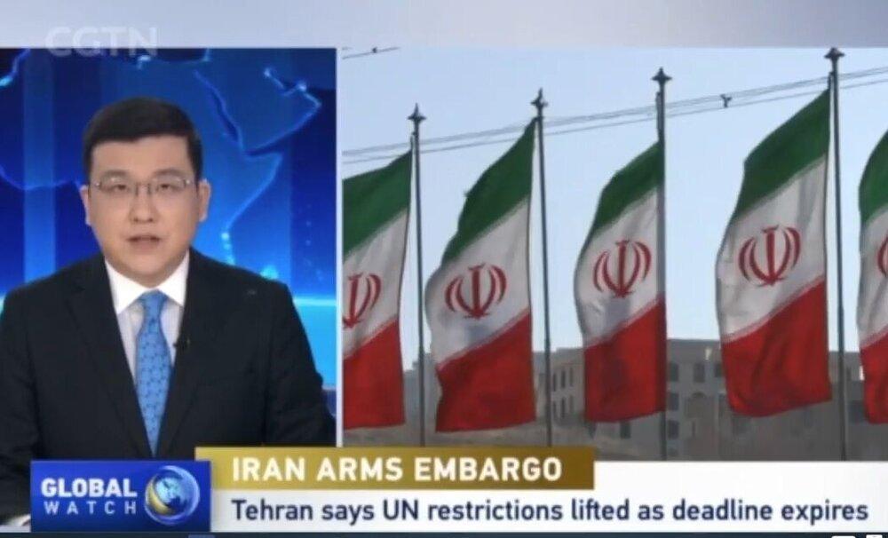 رسانه های آسیایی درباره لغو تحریم های تسلیحاتی ایران چه نوشتند؟