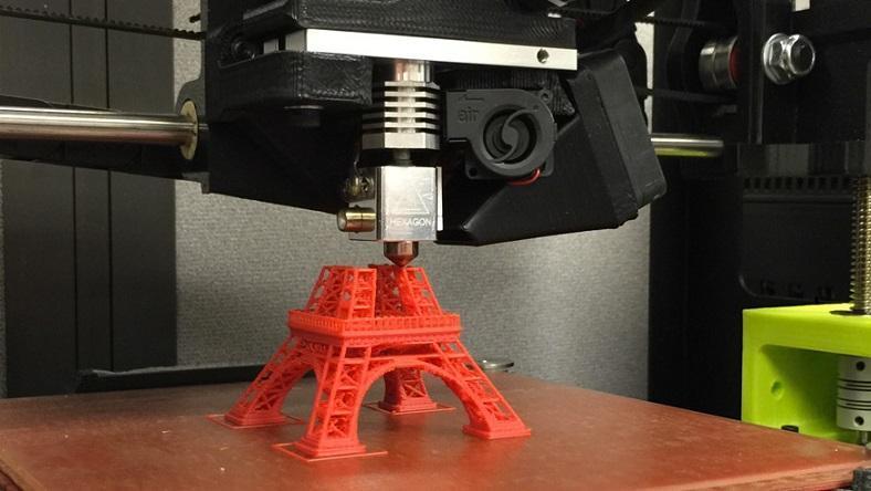 شناسایی اشتباه چاپگرهای سه بعدی با هوش مصنوعی