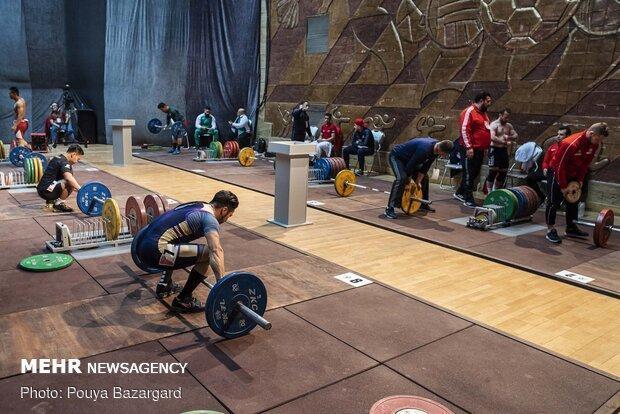 اردوی تیم ملی وزنه برداری آغاز شد، استارت 40 روز تمرین و قرنطینه